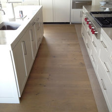 Modern Hardwood Flooring by Hardwood Designs