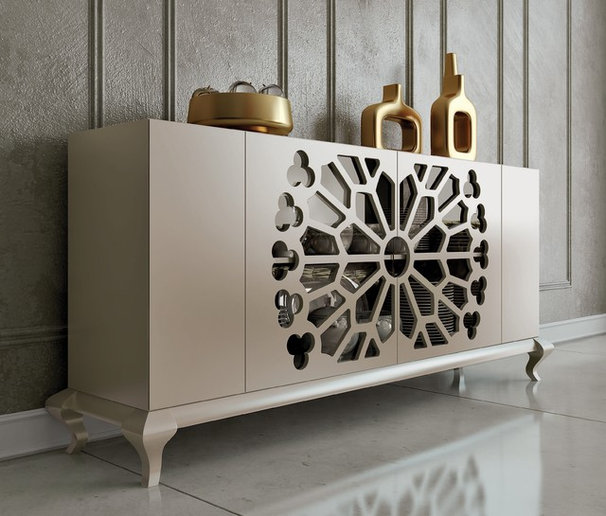 Modern Buffets And Sideboards by Macral Design Corp