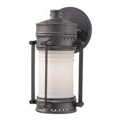 Murray Feiss - Murray Feiss Dockyard Traditional Outdoor Wall Sconce X-CLO0019LO - Murray Feiss Dockyard Traditional Outdoor Wall Sconce X-CLO0019LO