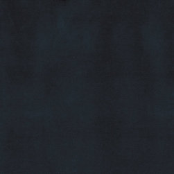 """Ballard Designs - Queens Velvet Indigo Fabric by the Yard - Content: 82% polyester and 18% cotton. Repeat: Non-railroaded fabric. Care: Dry clean. Width: 54 29/40"""" wide. Solid indigo woven in easy-care, suede-like poly-cotton blend. Imported.  .  .  .  . Because fabrics are available in whole-yard increments only, please round your yardage up to the next whole number if your project calls for fractions of a yard. To order fabric for Ballard Customer's-Own-Material (COM) items, please refer to the order instructions provided for each product.Ballard offers free fabric swatches: $5.95 Shipping and Processing, ten swatch maximum. Sorry, cut fabric is non-returnable."""