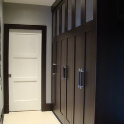 Custom Cabinetry - Design by H&H
