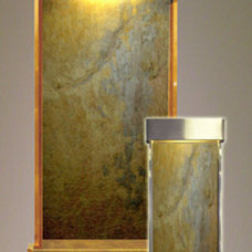 Contemporary Indoor Fountains by Water Feature Supply LLC