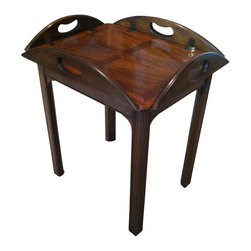 Butlers Table by Baker Furniture Co. - $1,200 Est. Retail - $250 on Chairish.com -