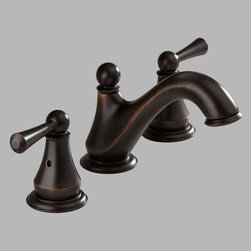 Delta - Delta Lewiston 35902LF Double Handle Widespread Bathroom Sink Faucet Multicolor - Shop for Bathroom from Hayneedle.com! Marrying together contemporary and classic styles seamlessly the Delta Lewiston 35902LF Double Handle Widespread Bathroom Sink Faucet is here to transform your bathroom. Its solid brass construction has the durability to last against corrosion while the Venetian bronze finish rounds out the look.About Delta FaucetPairing inspirational design with innovations that anticipate people's needs Delta produces kitchen faucets bathroom faucets and shower systems that are as beautiful as they are functional. Delta puts all of their products through a strict regimen of durability testing. Delta Faucet is committed to green manufacturing processes and helping people to be smarter and more environmentally responsible in how they use water. All of these things add up to show how Delta is more than just a faucet.