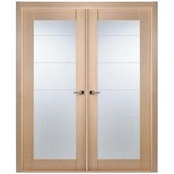 Maximum 209 French Doors - Modern Interior Doors / Contemporary Interior Doors