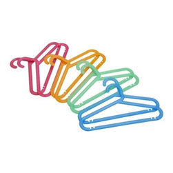 Anna Efverlund - BAGIS Children's coat-hanger - Children's coat-hanger, assorted colors