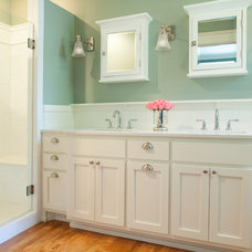 Traditional Bathroom by Trace Ventures, Inc.