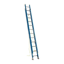 Werner - Werner D6024-2 24 ft. Fiberglass Extension Ladder Multicolor - 3720-5531 - Shop for Ladders from Hayneedle.com! The Werner D6024-2 24 ft. Fiberglass Extension Ladder lets you get to those out of reach tasks. This ladder is constructed with non-conductive fiberglass side rails and features serrated aluminum flat steps for sure footing. Other features include non-marring molded end caps and rail closures. A smooth extension and fiberglass construction make it safe and sturdy for a variety of jobs.About WernerWerner is an industry leader that has manufactured and distributed ladders and climbing equipment for over 60 years. Werner ladders are found on more trucks and job sites than all other brands combined. Each product offers a state-of-the-art design and manufacturing process creating professional-grade products that are made to be utilized in the home as well as on the job site. Werner Co. products are built to meet or exceed all applicable American National Standards Institute (ANSI) and Occupational Safety and Health Administration (OSHA) code requirements.