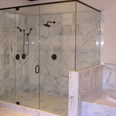 Traditional Bathroom by J. N. Residential, Inc
