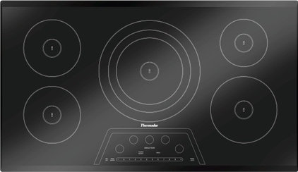 Contemporary Cooktops by Thermador Home Appliances