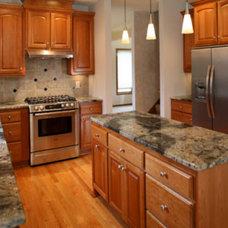 Kitchen Countertops by Dynasty Innovations LLC