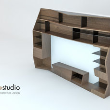 Modern Entertainment Centers And Tv Stands by Alanostudio