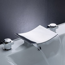 contemporary bathtubs by sinofaucet