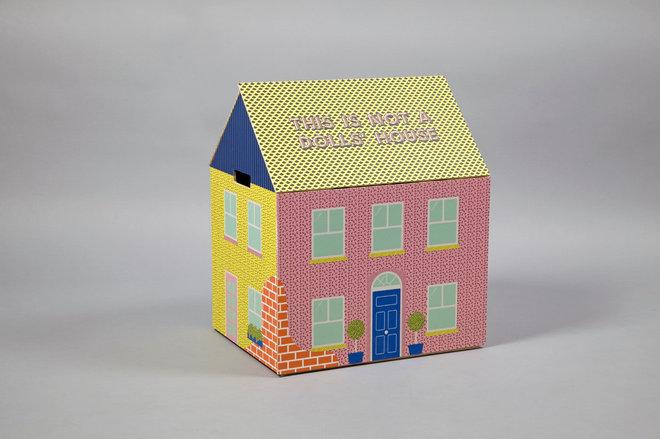 Guy Hollaway dollhouse