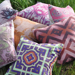Archivally printed pillows by designer tracy porter for poetic wanderlust - Archivally printed + handmade in our California art studio. Original designs created by Tracy Porter for Poetic wanderlust. Inspired artisan creations to feed your soul.