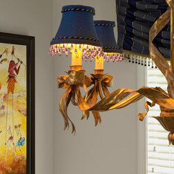 Palisade Renovated - Custom Made Lamp Shades