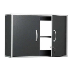 Talon 2 Door Wall Cabinet - Maximize your garage or workshop space with the Talon 2 Door Wall ...