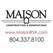 Maison Construction and Renovations Logo