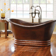 Contemporary Bathtubs by Native Trails