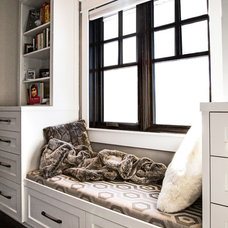 Craftsman Bedroom by Lindsay O. Creative