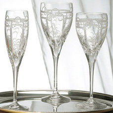Traditional Everyday Glassware by Gracious Style