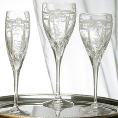 traditional glassware by Gracious Style