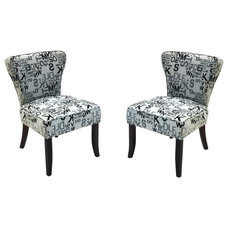 Contemporary Armchairs And Accent Chairs by Amazon