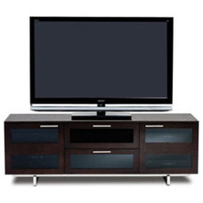 Modern Entertainment Centers And Tv Stands by dane decor