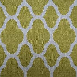 Strathmore Cilantro Fabric - Pattern: Strathmore
