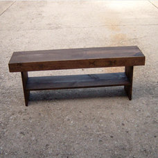 Traditional Upholstered Benches by Etsy