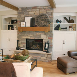 """Spring Parade of Homes 2013 - White Oak - 7"""" Wide Plank"""