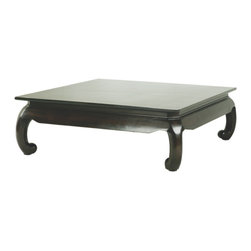 2807 Square Coffee Table - Custom sizes & configurations possible, many finishes available.