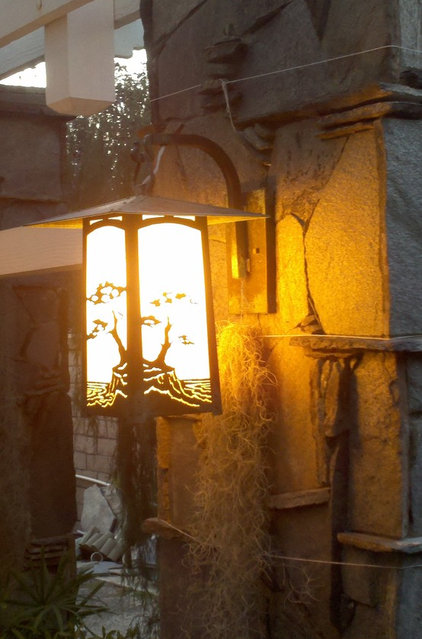 Craftsman Outdoor Wall Lights And Sconces by Old California Lantern Company