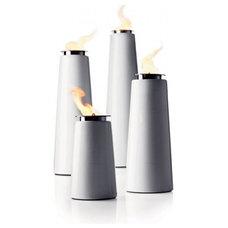 Modern Tiki Torches by Design Within Reach