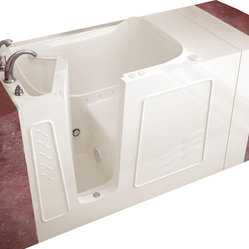 Meditub 3053 30 x 53 x 38 Gel Coat Hydro Tub