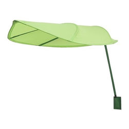 A Huldén/S Dahlman - Löva Bed Canopy - Ikea's leaf canopy is still the best way to bring some bright green jungle time into your boring old kids' room. These things are large — I just want to snuggle underneath it with a stack of my girl's favorite books (and her!).