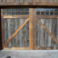 Craftsman Exterior by American Antique Lumber Company