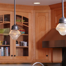 Traditional Kitchen Island Lighting by Brass Light Gallery