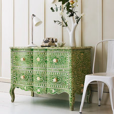 Eclectic Dressers by Graham and Green