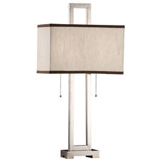 Contemporary Table Lamps by Chachkies