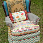 K'Rina's Custom Rocker - www.renewalhomedecor.com