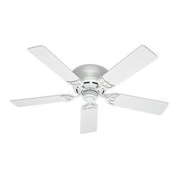 Hunter - Hunter Low Profile Ceiling Fan X-96035 - Hunter Low Profile Ceiling Fan X-96035
