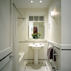 Traditional Bathroom by Lawrence Architecture