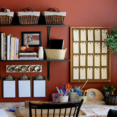 Contemporary  Getting Organized: Tackling the Craft Space | Apartment Therapy Chicago