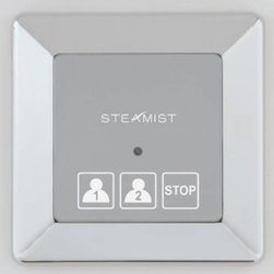 Steamist - TSX 220 TS Series On/Off - ORB - Steamist 220T-ORB TSX 220 TS Series Traditional On/Off, Oil Rubbed Bronze. Steamist has applied sophisticated technology to take the luxury and benefits of a home steam bath to new levels. The result is Total Sense, with InstaMist and Even Steam features that enhance the steam bathing experience, plus Spa Options that can add the sensory experience and therapeutic benefits of Chroma therapy, aromatherapy and music. Looking ahead, the companys goal is to continue as the most innovative producer of systems that Relax, Restore and Renew.