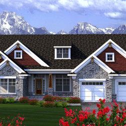 House Plan 70-1167 -