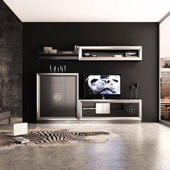 modern  by Macral design Corp