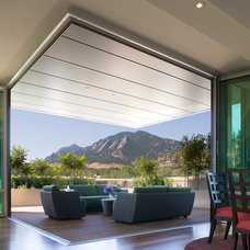 Modern Patio by HMH Architecture + Interiors