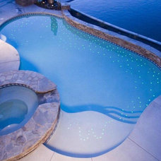 Contemporary Hot Tub And Pool Supplies Contemporary Swimming Pools And Spas