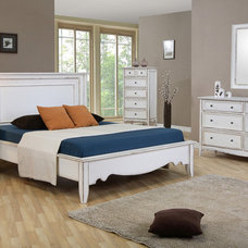Traditional Bedroom Products Tuscany Bedroom Set
